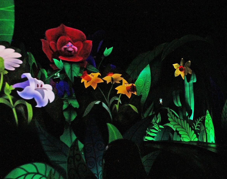 Alice in Wonderland Ride