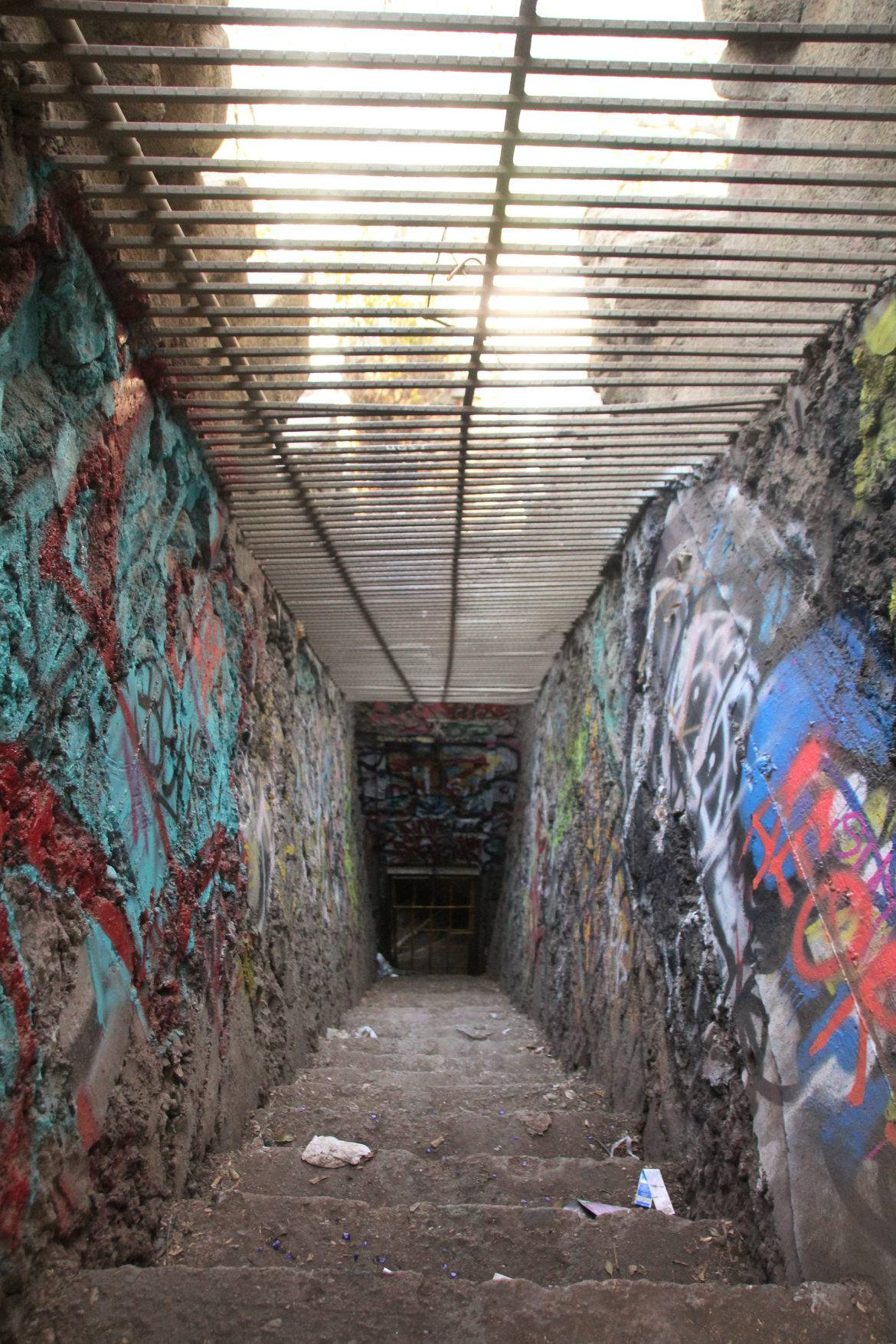 Abandoned Zoo in Los Angeles