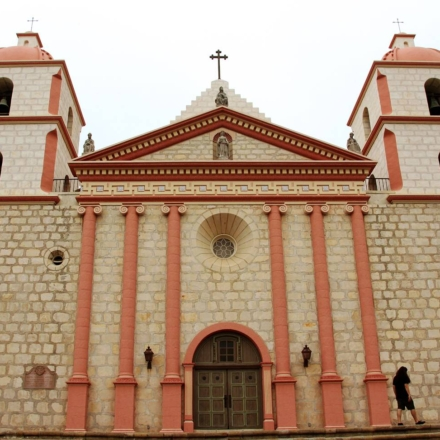 The Old Mission in Santa Barbara: Road Trip to This Historical Mission built in 1786