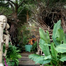 The Spirit Garden was a meeting ground in Big Sur filled with music, art and nature. It has since closed but we will keep this page up in it's memory.