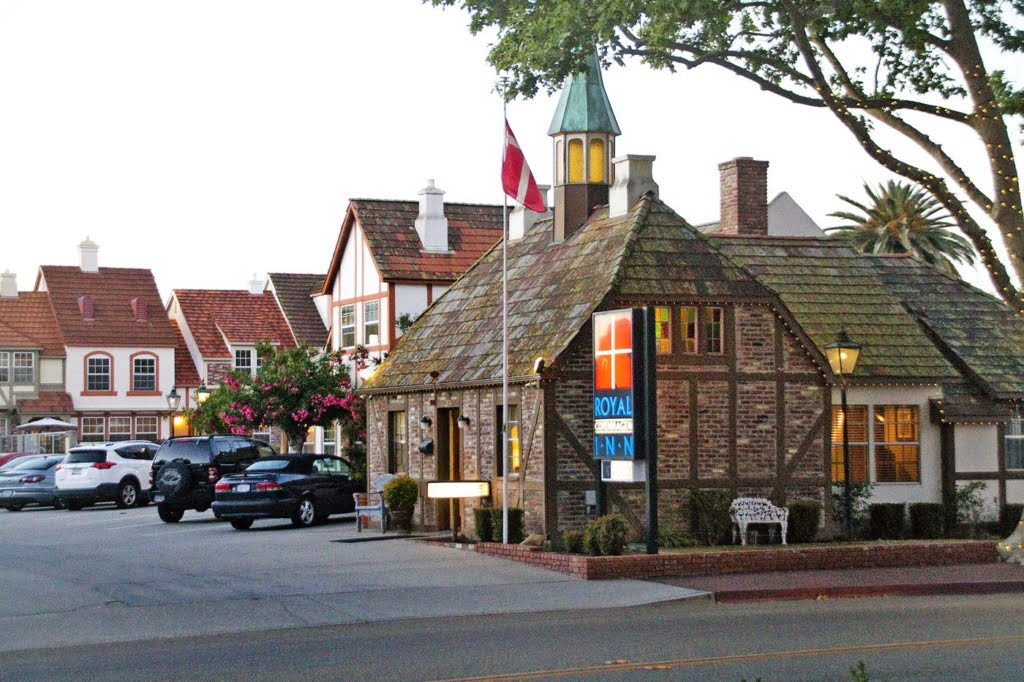 Visit Santa Barbara's charming Danish Village: Solvang.