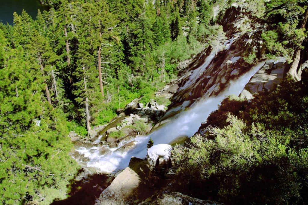 Cascade Falls hidden ca