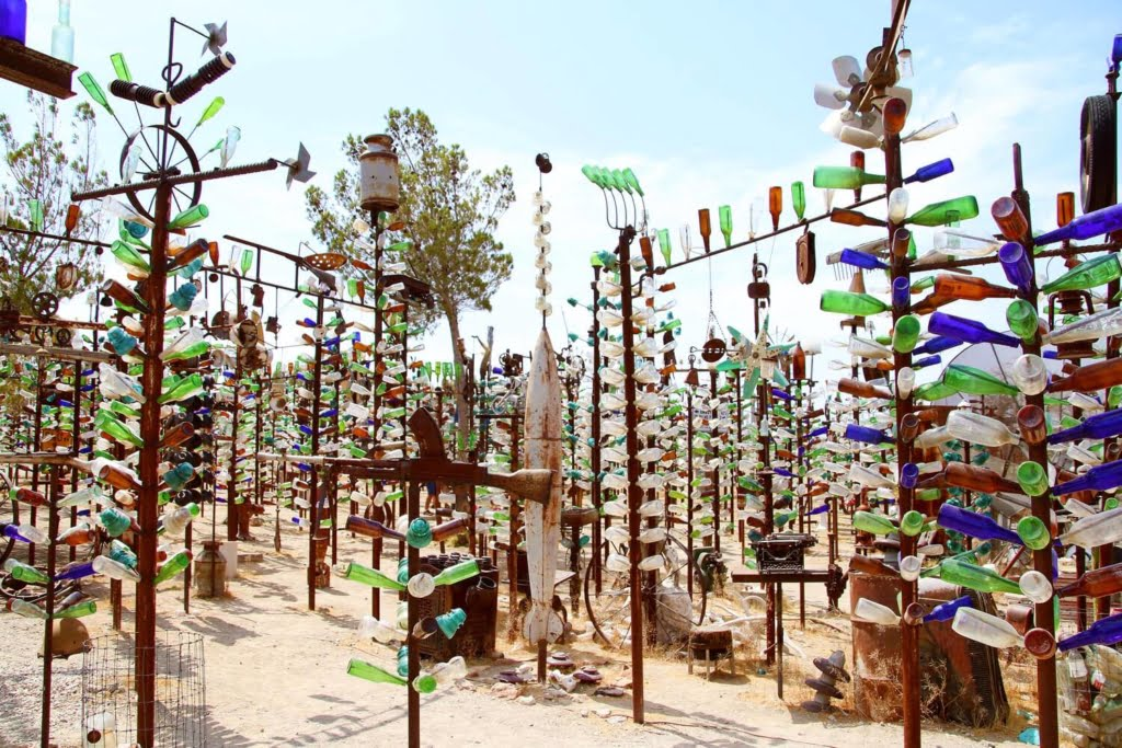 Elmer's Bottle Tree Ranch