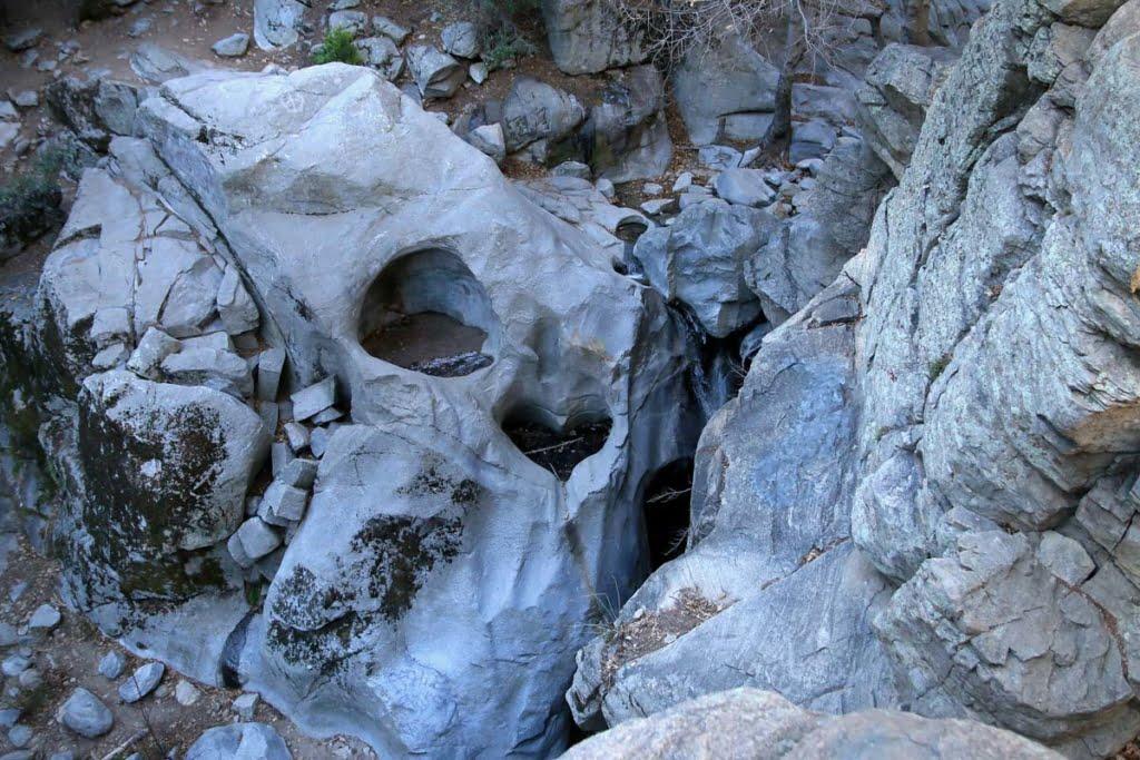 Heart Rock & Seely Creek Falls