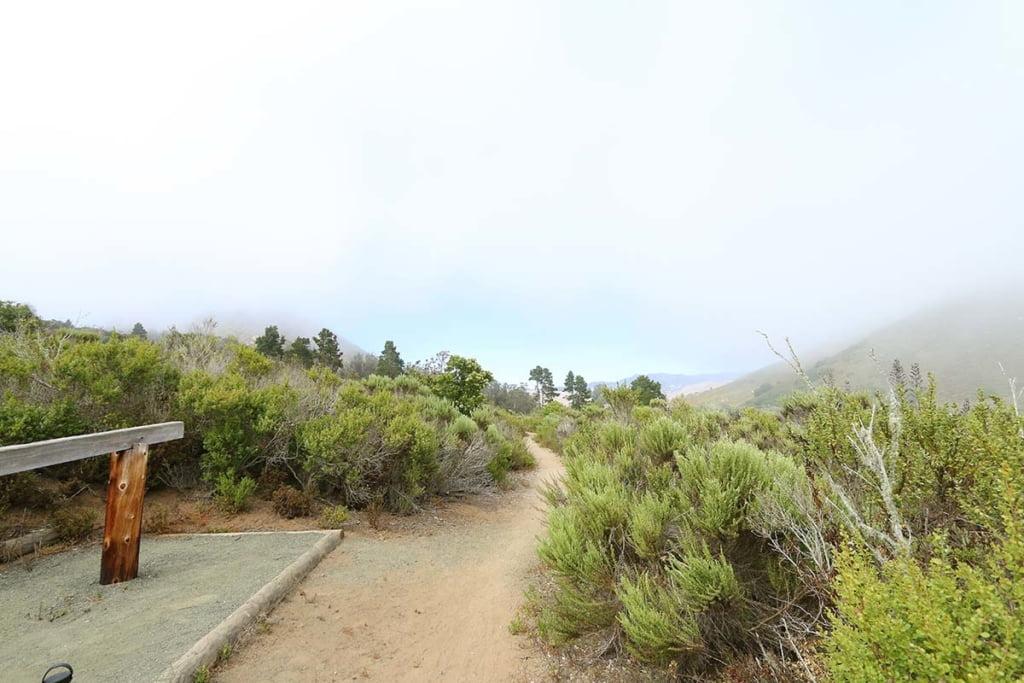Black Hill Trail hidden california