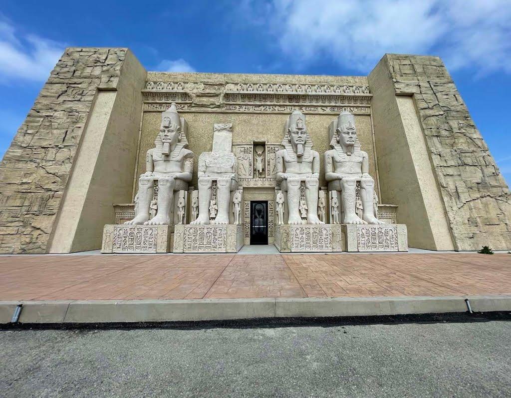 Egyptian Building